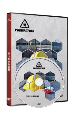 DVD Pankration box budowa