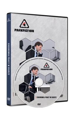 DVD Pankration box ergonomia