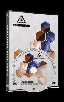 DVD Pankration box ratownictwo