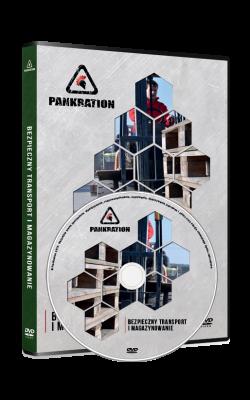 DVD Pankration box transport