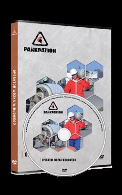 DVD Pankration box wozek